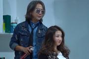 女士流行发型裁剪---深圳美发学校
