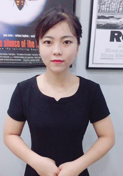 原野美妆学院黄晓婷,原野美妆学院就业,美妆就业前景