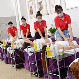 美容化妆培训学校学习