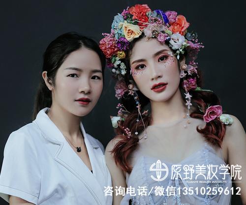 深圳正规的半永久化妆培训学校要学多久,纹绣培训学校排行榜前十